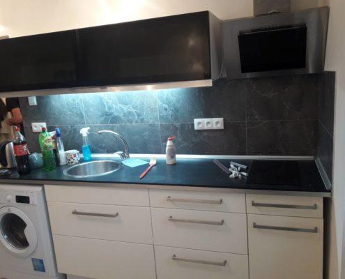 Malování a drobné opravy – RD Praha 6