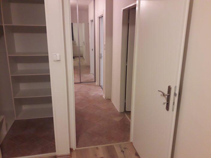 Rekonstrukce bytů – Praha 13-Stodůlky